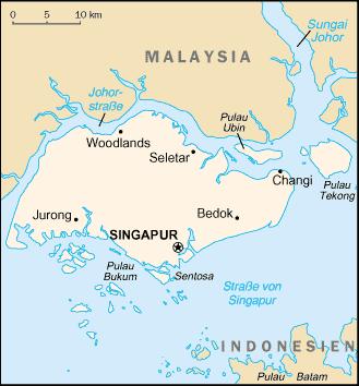 singapur-landkarte