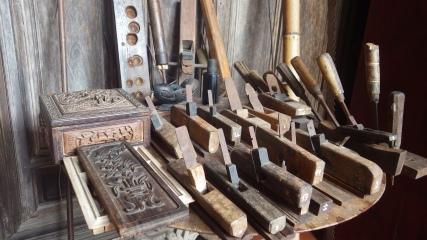Restaurationswerkzeug